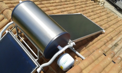 Solar Selective Panels & Hot Water Cylinders